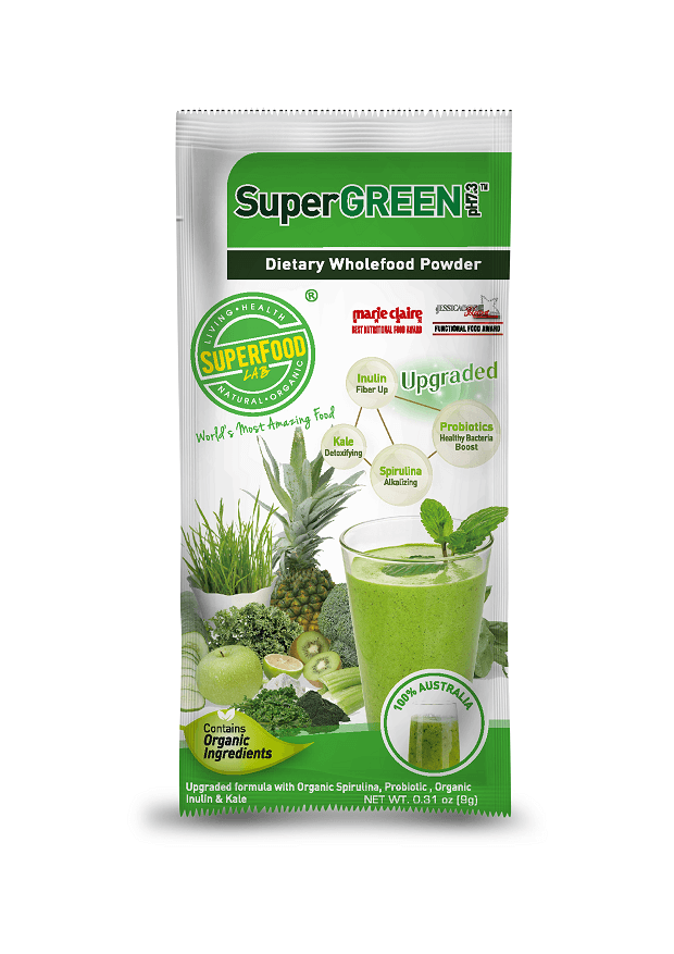 SuperGreen (Advanced) (Low)