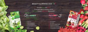 Detox & Boost: BEAUTY Slimming Duo 1+1