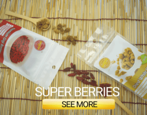 Superfood: Super Berries Healthy Food