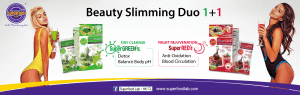 Meal Replacement - Beauty Slimming Duo 1+1