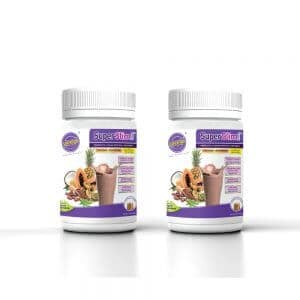 (Twin Pack) SuperSlim Protein