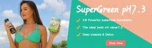 Diet Meal - SuperGreen pH7.3 Detox