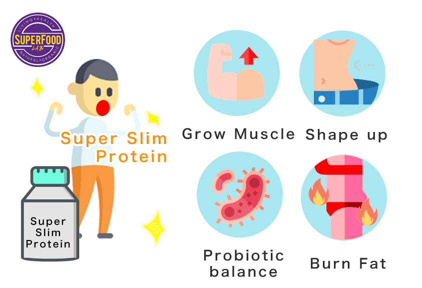 Benefits and Cases of Super Slim Protein™ weight loss diet