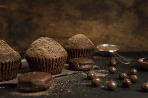 Cocoa Butter Cupcakes