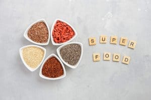 Learn which superfoods are specifically beneficial and nutritious for a low-glycemic diet