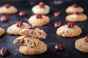 Pecan Nuts Cookie