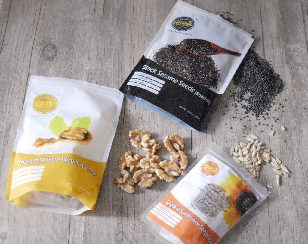 Superfood Lab Nuts and seeds