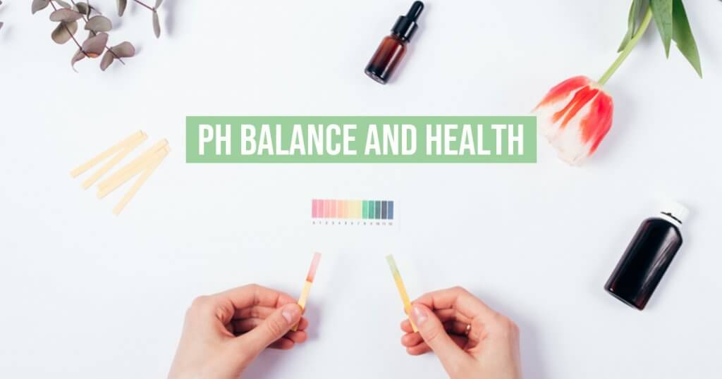 pH balance and health
