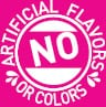 Artificial Flavors  or Colors